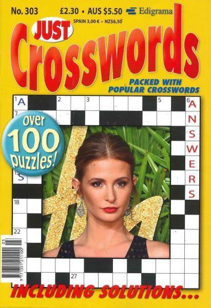 Just Crosswords magazine