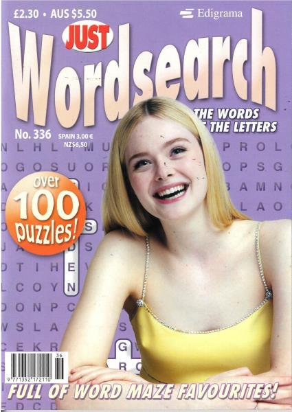 Just Wordsearch magazine