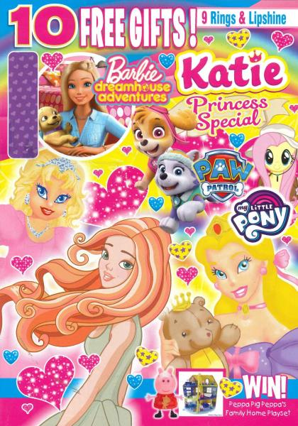 Katie magazine