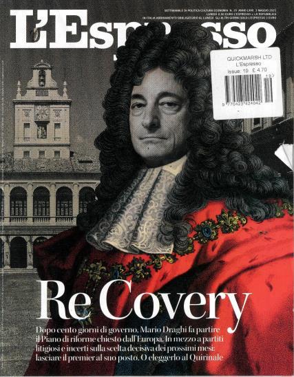 L'Espresso magazine