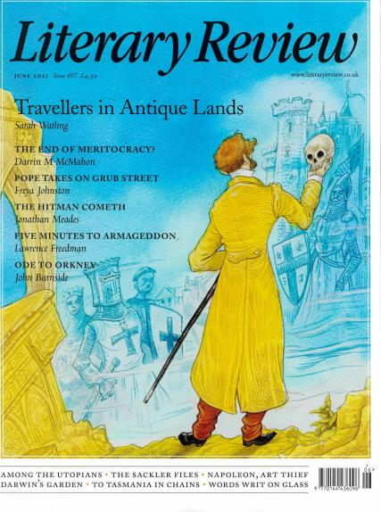Literary Review magazine