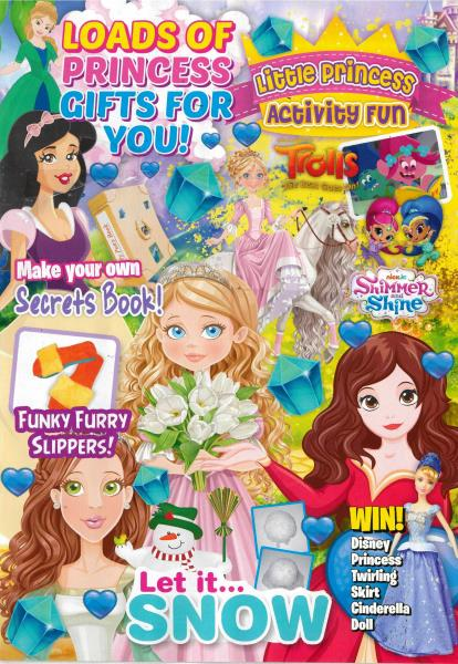 Little Princess Activity Fun magazine