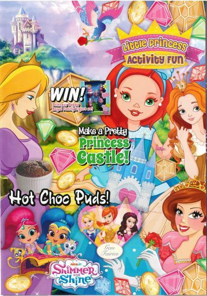 Little Princess Activity Fun magazine