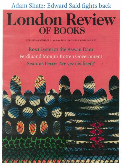 London Review of Books magazine