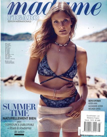 Madame Figaro magazine