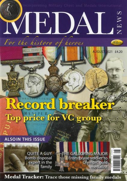Medal News magazine