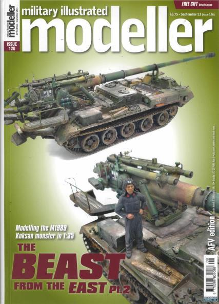 Military Illustrated Modeller magazine