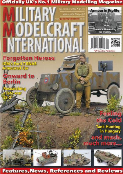 Military Modelcraft International magazine
