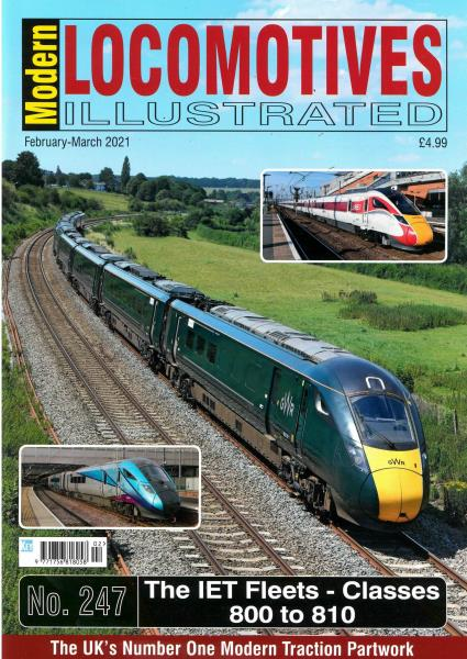 Modern Locomotives Illustrated magazine