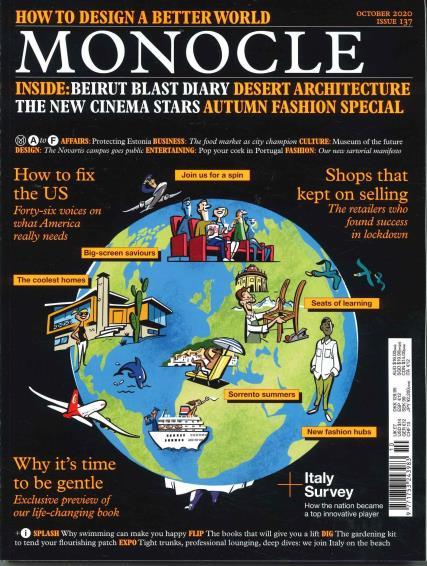 Monocle magazine