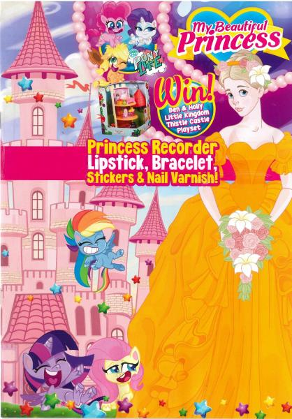 My Beautiful Princess magazine