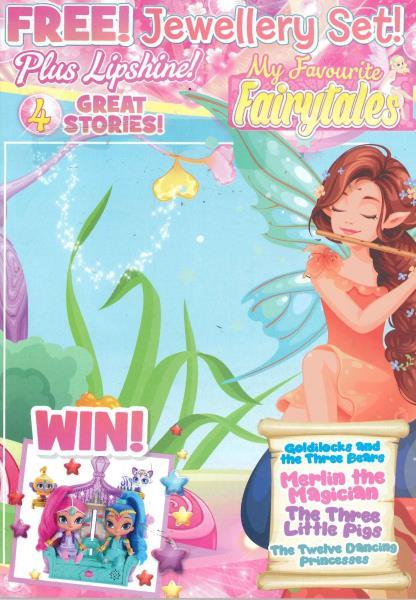 My Favourite Fairytales magazine