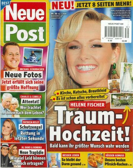 Neue Post Weekly - German magazine