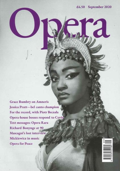 Opera magazine