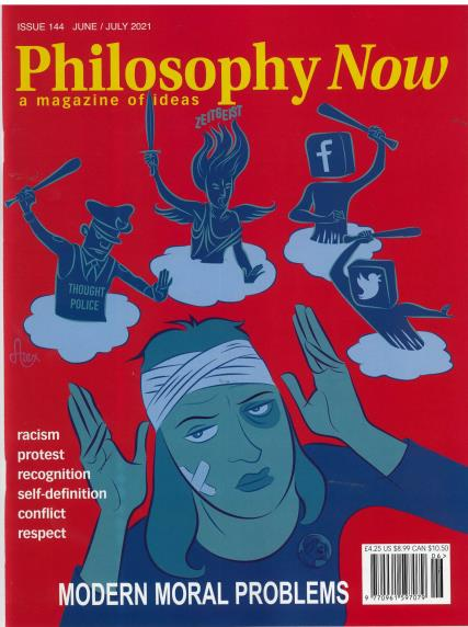 Philosophy Now magazine