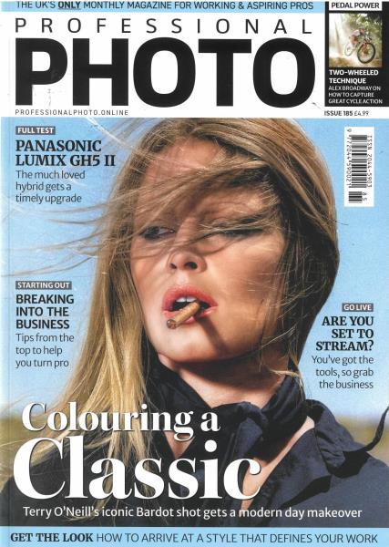 Professional Photo magazine