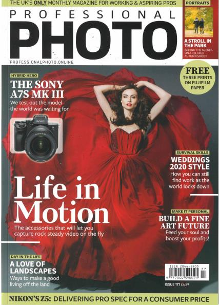 Professional Photo magazine