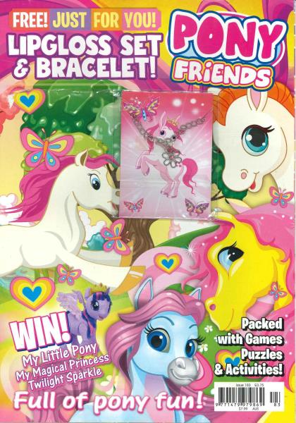 Pony Friends magazine