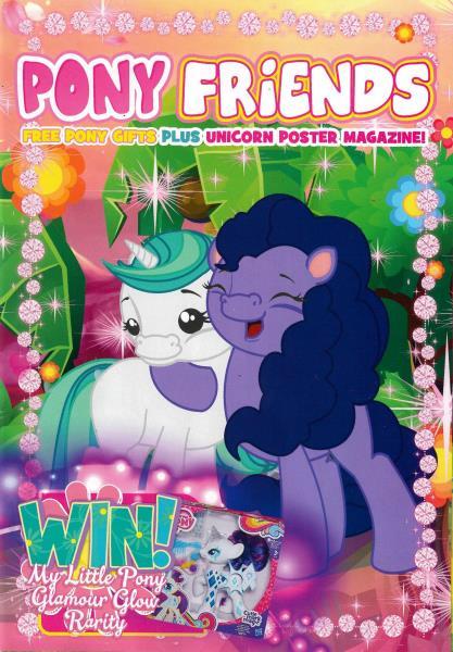 Pony Friends magazine
