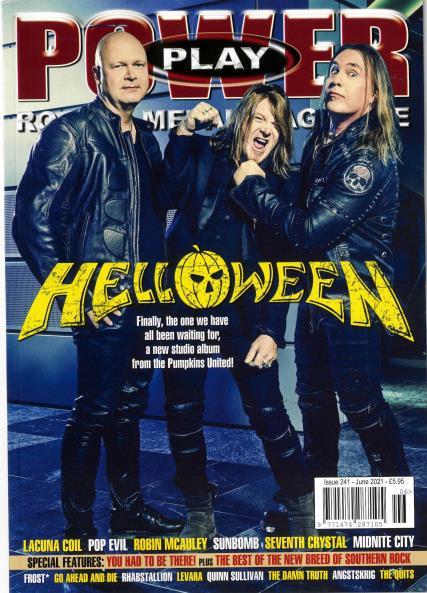 Powerplay magazine