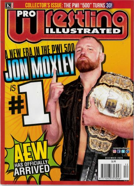 Pro Wrestling Illustrated magazine