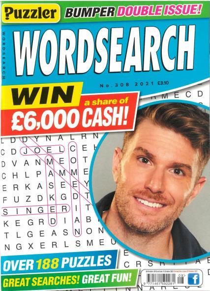 Puzzler Wordsearch magazine