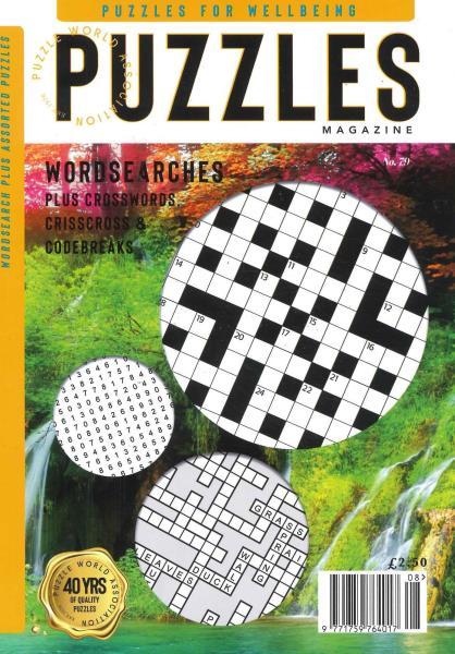 Puzzles magazine