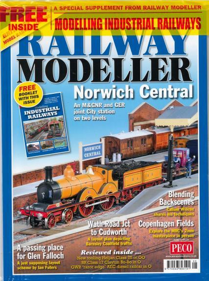 Railway Modeller magazine