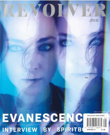Revolver Worldwide magazine