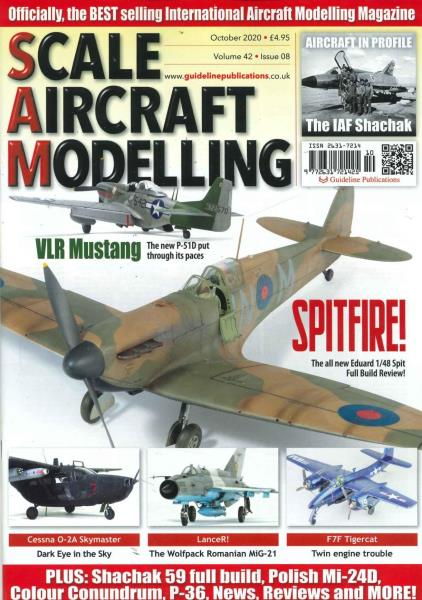 Scale Aircraft Modelling magazine