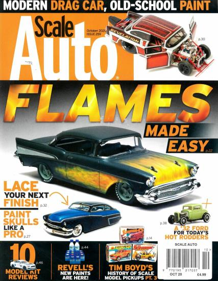 Scale Auto Enthusiast magazine