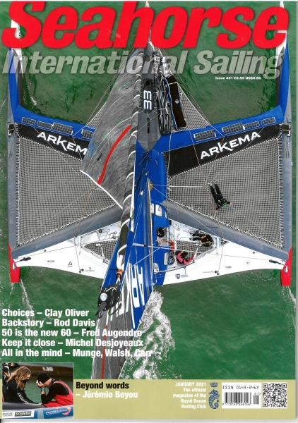 Seahorse International Sailing magazine