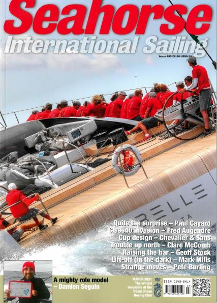 Seahorse International Sailing magazine