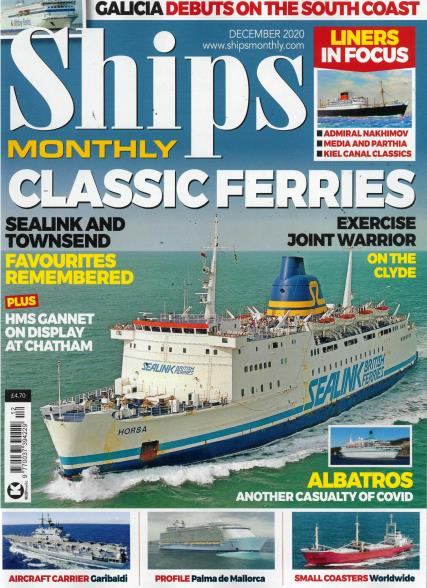 Ships Monthly magazine
