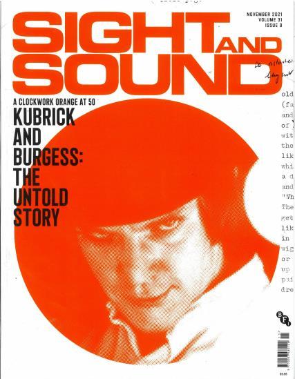 Sight & Sound magazine