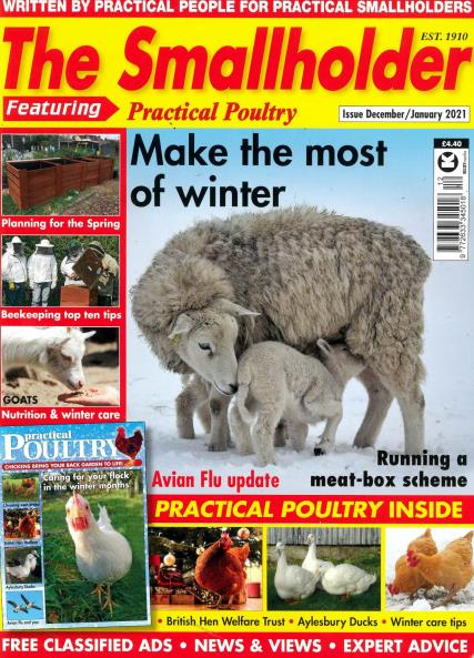 The Smallholding magazine