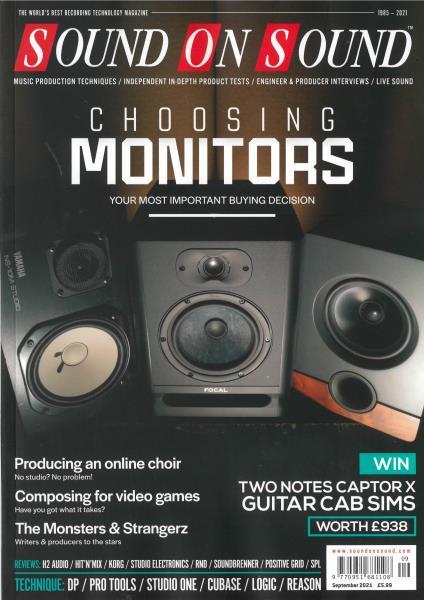 Sound On Sound magazine