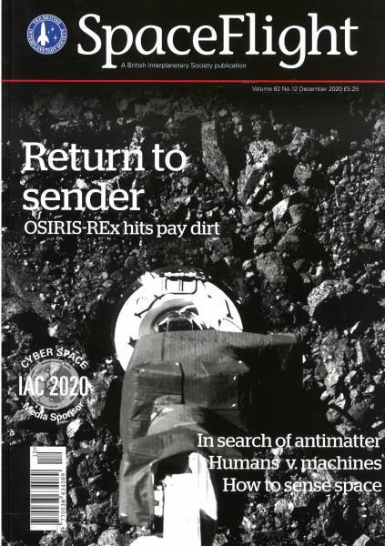 Spaceflight magazine
