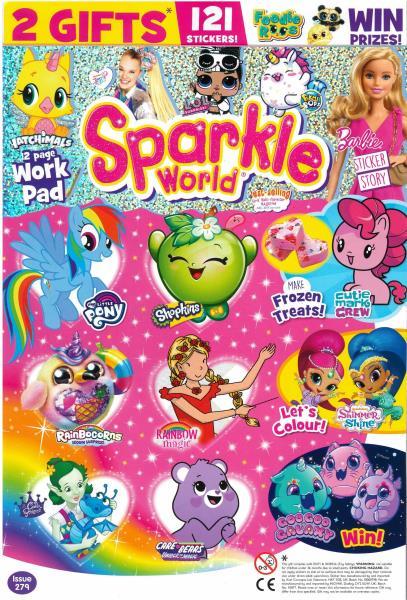 Sparkle World magazine