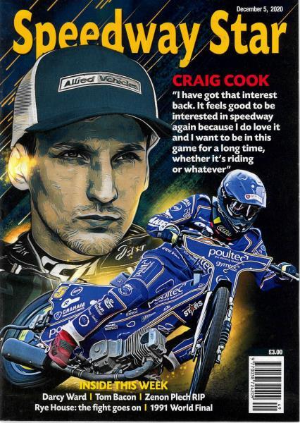 Speedway Star magazine