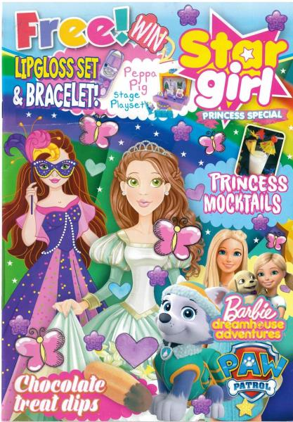 Star Girl magazine
