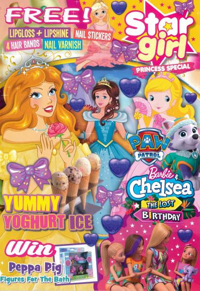 Star Girl magazine