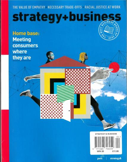 Strategy & Business magazine