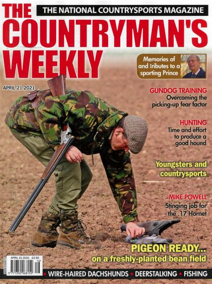Countrymans Weekly magazine