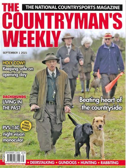 Countrymans Weekly magazine