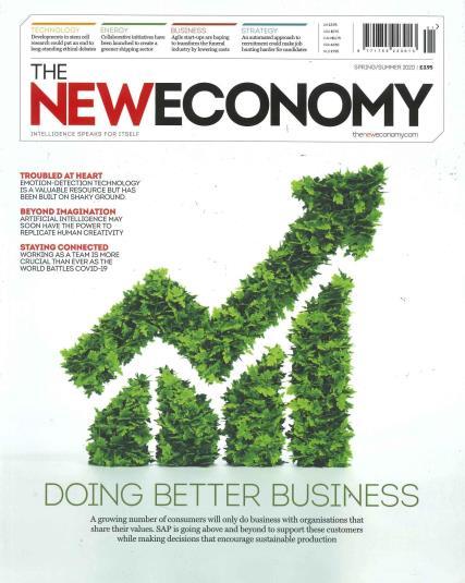 The New Economy magazine