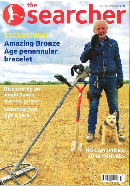 The Searcher magazine