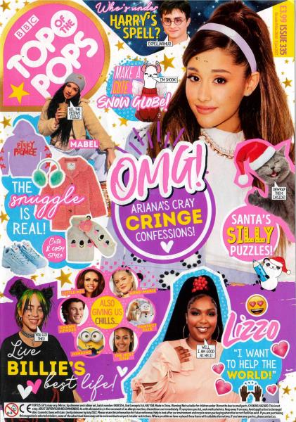 Top Of the Pops magazine
