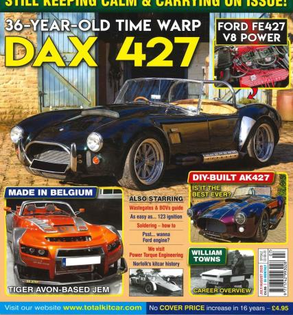 Total Kit Car magazine