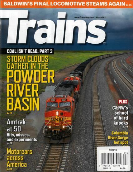 Trains magazine